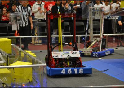 team 4618 robot